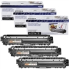 Brother TN221BK 3-Pack Genuine Black Toner Cartridge Combo TN-221BK