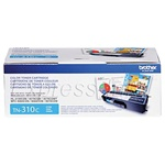 Brother TN310C Genuine Cyan Toner Cartridge TN-310C