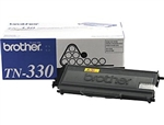 Brother TN330 Genuine Black Toner Cartridge