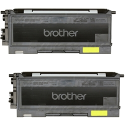 Brother TN350 Toner Cartridge 2-Pack