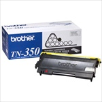 Brother TN350 Genuine Black Toner Cartridge