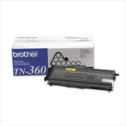 Brother TN360 Genuine Toner Cartridge