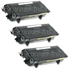 Brother TN540 3-Pack Compatible Toner Combo