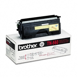 Brother TN560 Genuine Black Toner Cartridge