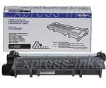 Brother TN660 Genuine Black Toner Cartridge