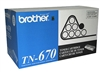 Brother TN670 Genuine Toner Cartridge