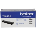 Brother TN730 Genuine Black Toner Cartridge TN-730