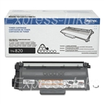 Brother TN820 Genuine Black Toner Cartridge TN-820