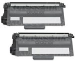 Brother TN850 Compatible Toner Cartridge 2-Pack