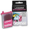 Brother LC04M Genuine Magenta Inkjet Ink Cartridge LC04-M