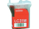 Brother LC31M Magenta Inkjet Ink Cartridge LC31-M