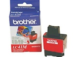 Brother LC41M Ink/ Inkjet Cartridge