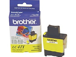 Brother LC41Y Ink/ Inkjet Cartridge