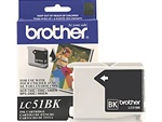 Brother LC51BK Genuine Black Ink Cartridge