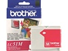 Brother LC51M Genuine Magenta Ink Cartridge