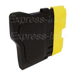 Brother LC61Y Yellow Inkjet Cartridge