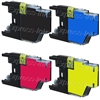 Brother LC79 Compatible Ink Cartridge Combo