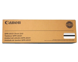 Canon GPR-20/GPR-21 Genuine Black Imaging Drum 0258B001AA