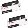 Canon GPR-22 Genuine Toner Cartridge 2-Pack 0386B003AA
