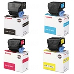 Canon GPR-23 Genuine Toner Cartridge Combo