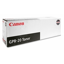 Canon GPR-20 Genuine Magenta Toner Cartridge 1067B001AA