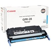 Canon GPR-28 Genuine Cyan Toner Cartridge 1659B004AA