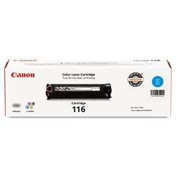 Canon MF8050CN Genuine Cyan Toner Cartridge 1979B001AA