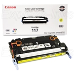 Canon MFC8450C Genuine Yellow Toner Cartridge 2575B001AA