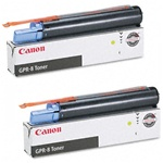Canon GPR-8 Genuine Toner Cartridge 2-Pack 6836A003AA