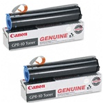 Canon GPR-10 Genuine Toner Cartridge 2-Pack 7814A003AA