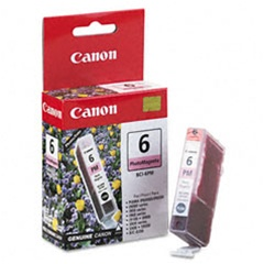 Canon BCI-6PM Photo Magenta Ink Cartridge 4710A003