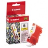 Canon BCI-6Y Yellow Inkjet Cartridge 4708A003