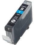 Canon CLI-8C Cyan Ink Cartridge 0621B002AA