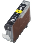 Canon CLI-8Y Yellow Inkjet Cartridge