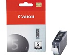 Canon PGI-5BK Genuine Black Inkjet Ink Cartridge 0628B002