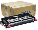 Dell 330-1195 Genuine Magenta Toner Cartridge
