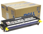 Dell 330-1196 Genuine Yellow Toner Cartridge