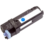 Dell 331-0716 Compatible Cyan Toner Cartridge
