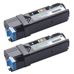 Dell 331-0720 Genuine Black Toner Cartridge Combo