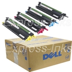 Dell 331-8434 Genuine Imaging Drum Cartridges, TWR5P