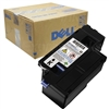Dell 332-0407 Genuine Black Toner Cartridge 810WH