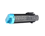 Dell 593-BBOX Compatible Cyan Toner Cartridge P3HJK