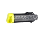 Dell 593-BBOZ Compatible Yellow Toner Cartridge 3P7C4