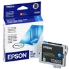 Epson T060220 Cyan Genuine Inkjet Ink Cartridge