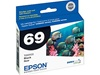 Epson T069120 (#69) Genuine Black Ink Cartridge