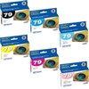 Epson T079 6-Pack Color Inkjet Cartridges