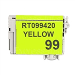 Epson T099420 (#99) Compatible Yellow Ink Cartridge