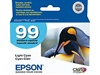 Epson T099520 (#99) Genuine Light Cyan Inkjet Ink Cartridge