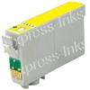 Epson T125420 Compatible Yellow Ink Cartridge