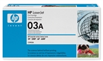 HP C3903A Genuine Toner Cartridge 03A